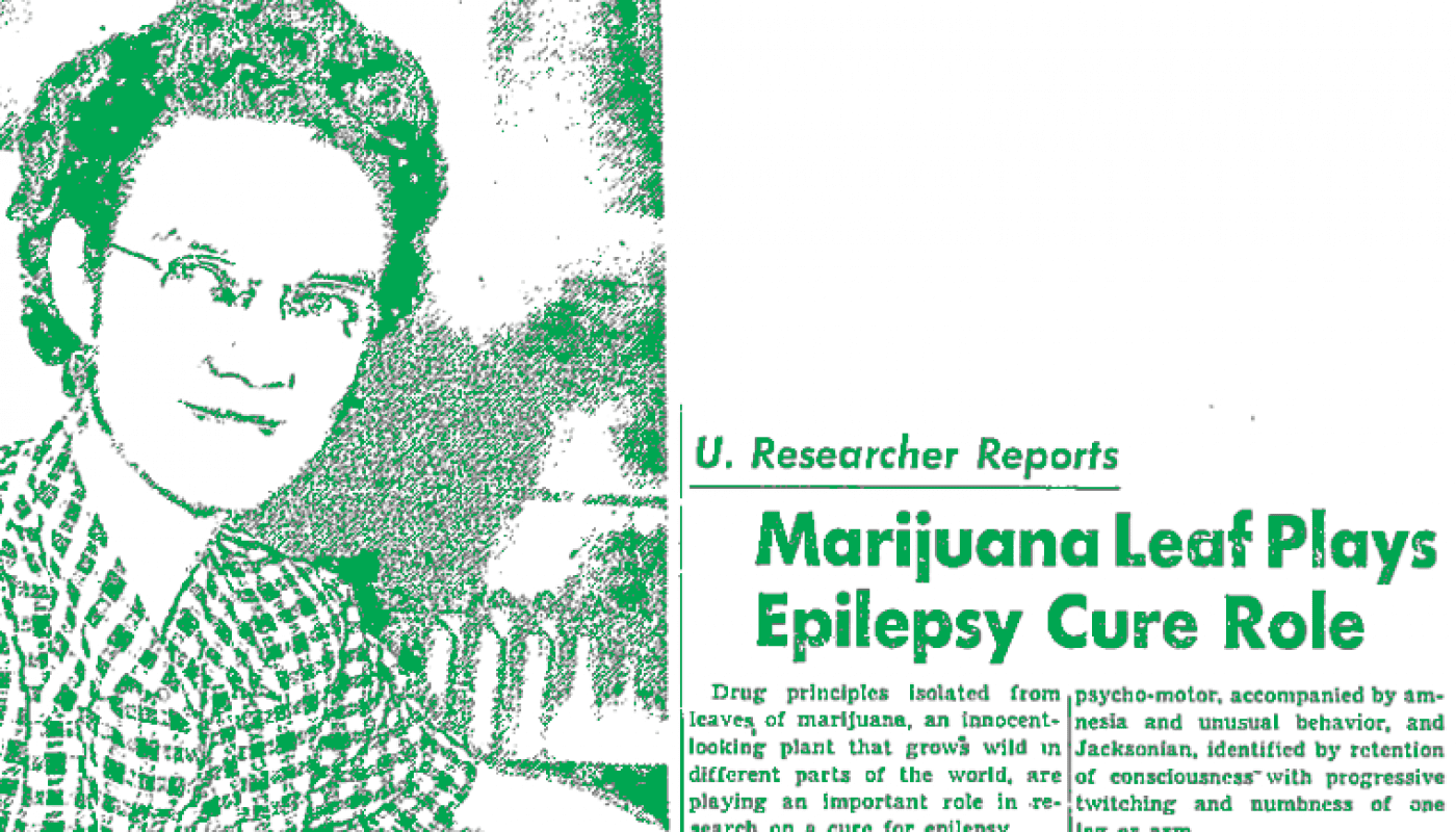 Marijuana Epilepsy Cure