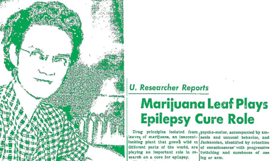 Marijuana Plays Role as a Cure for Epilepsy