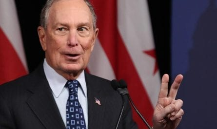 Michael Bloomberg Marijuana Legalization